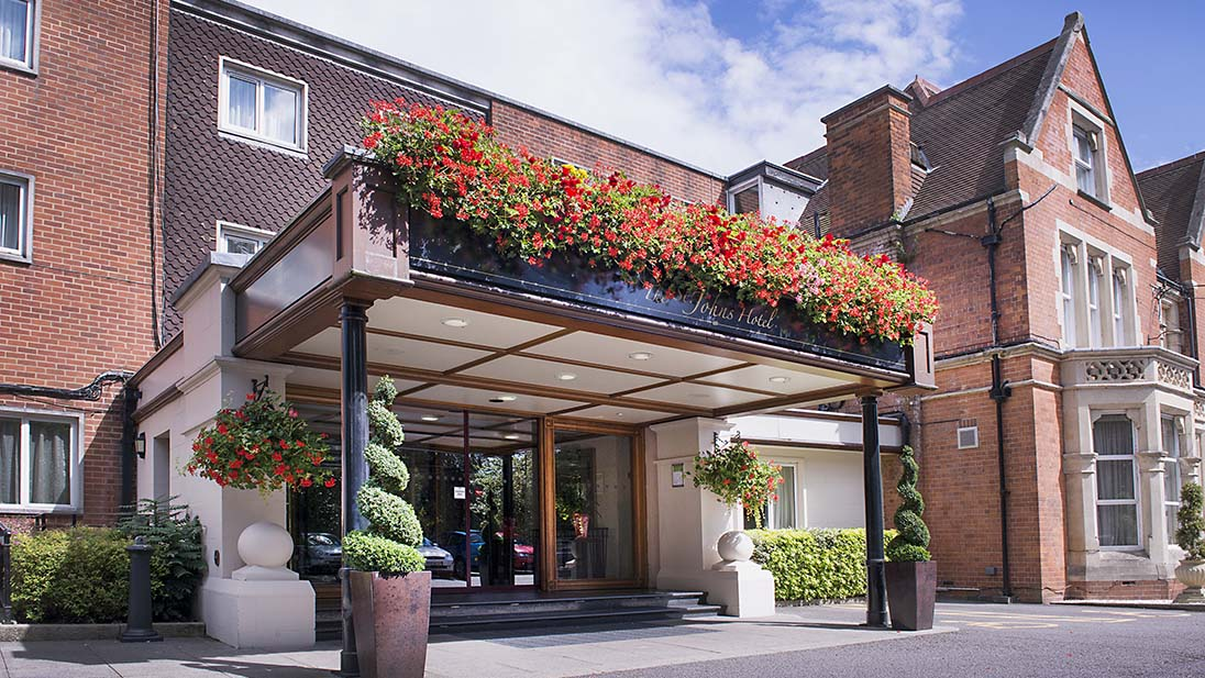 The St Johns Hotel, Solihull