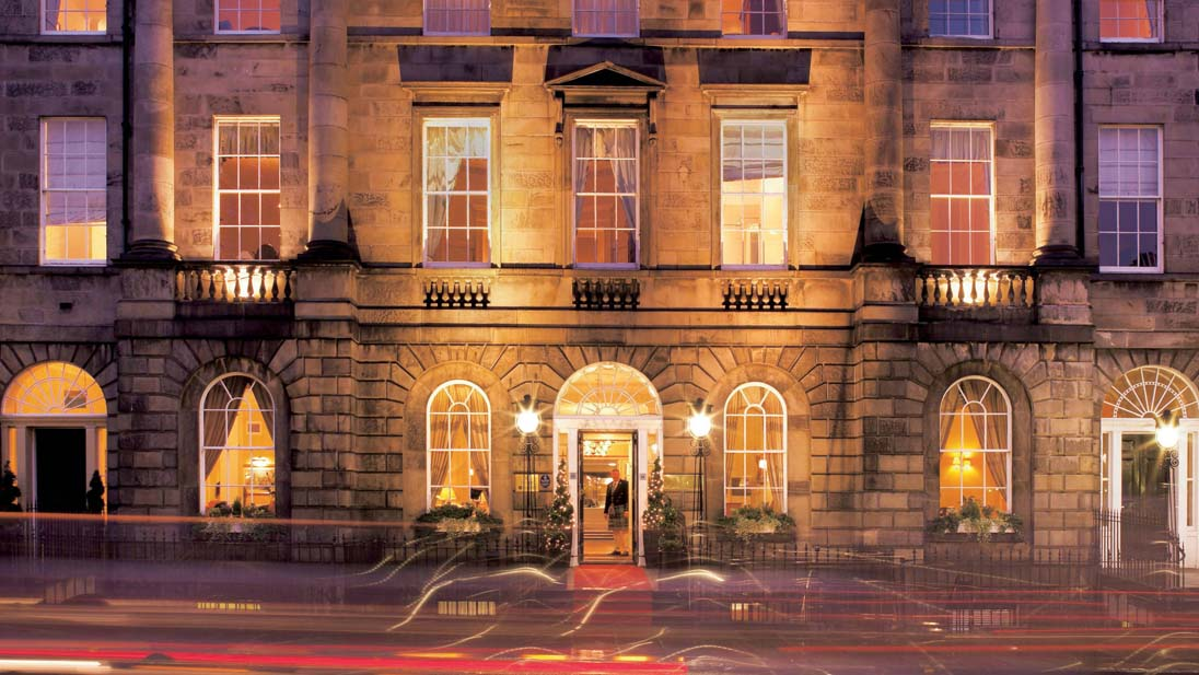 The Roxburghe Hotel, Edinburgh